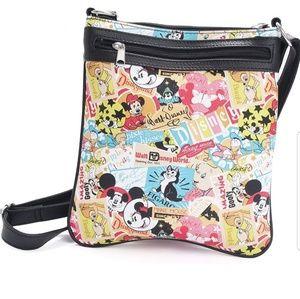 Parks Exclusive Crossbody Bag
